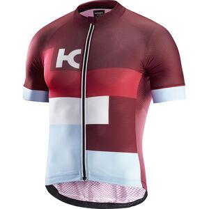 KATUSHA Superlight SS Jersey Men sangre coral blue bei fahrrad.de Online
