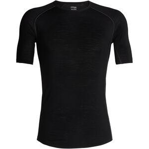 Icebreaker 150 Zone SS Crew Shirt Men Black/Mineral bei fahrrad.de Online