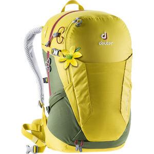 Deuter Futura 22 SL Backpack Damen greencurry/khaki greencurry/khaki