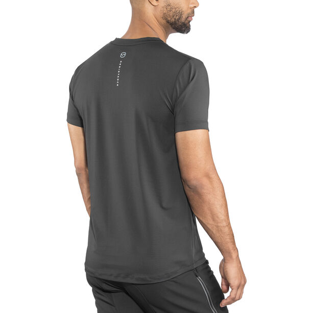 POC Resistance Enduro Light Tee Herren carbon black