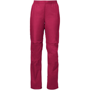 VAUDE Drop II Pants Damen crimson red crimson red