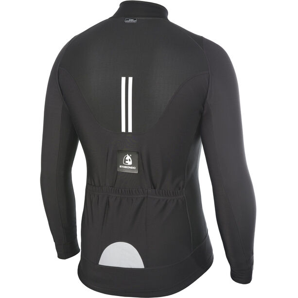 Etxeondo Teknika Windstopper Jacket Herren black/white