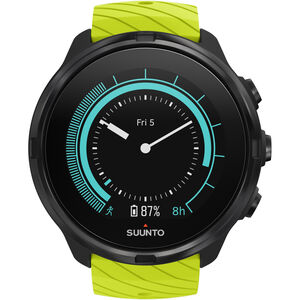Suunto 9 Watch lime lime