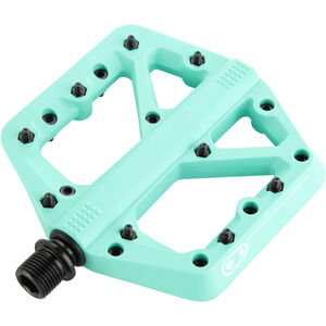 Crankbrothers Stamp 1 Pedals Splash Edition turquoise turquoise