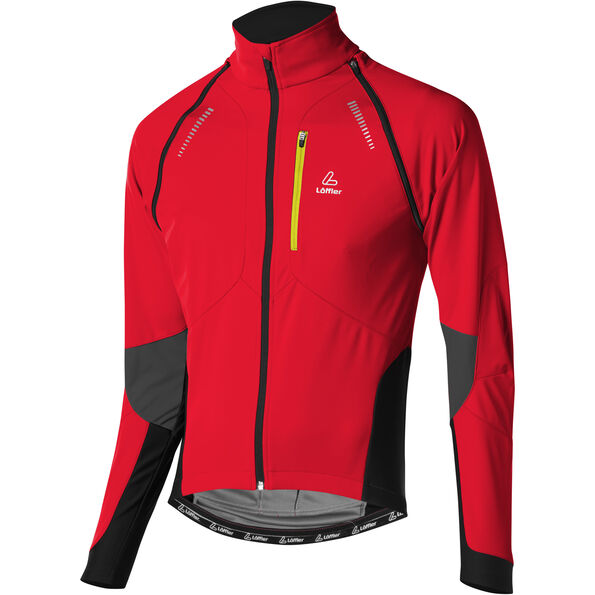 Löffler San Remo Windstopper Softshell Bike Zip-Off Jacke
