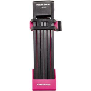 Trelock FS 200 TWO.GO L Faltschloss 100 cm pink bei fahrrad.de Online