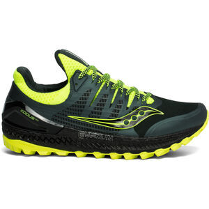saucony Xodus ISO 3 Schuhe Herren green/citron green/citron