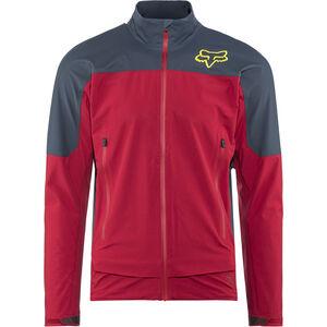 Fox Attack Water Jacket Herren cardinal cardinal
