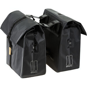 Basil Urban Dry Double Pannier Bag 50l matt black matt black