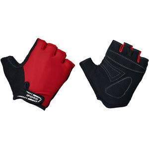 GripGrab X-Trainer Short Finger Gloves Kids Kinder red red