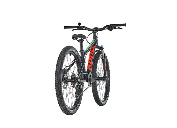"Kona Honzo 24 24"" Kinder matt charcoal/red/mint green"