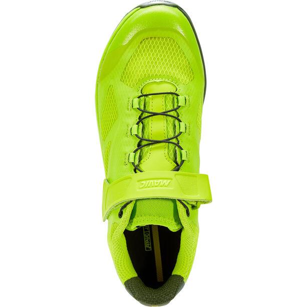 Mavic XA Elite II Shoes Herren lime green/duffel/duffel