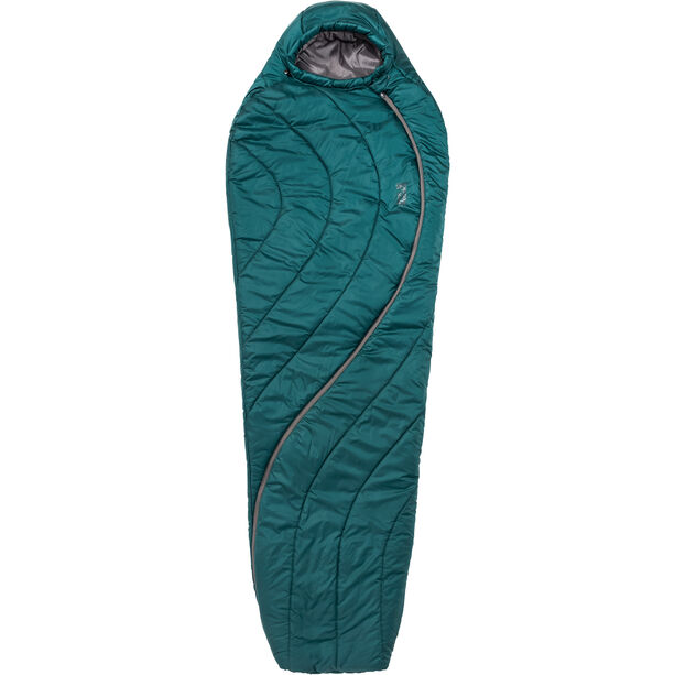 Jack Wolfskin RE Smoozip 0 Schlafsack teal green