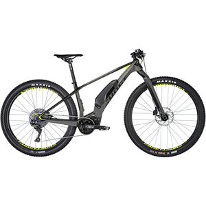 "Ghost Hybride Lector X S5.7+ LC 29/27,5+"" titanium gray/night black/neon yellow bei fahrrad.de Online"