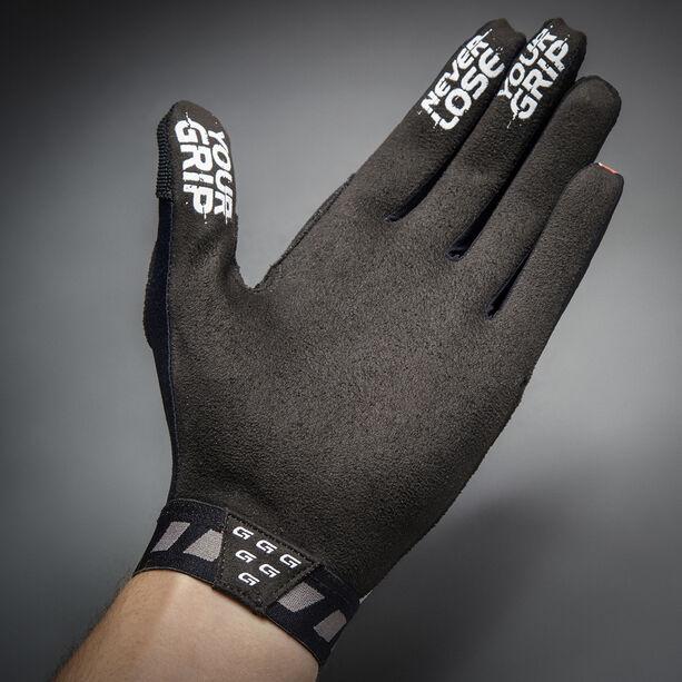 GripGrab Vertical InsideGrip Full Finger Gloves black