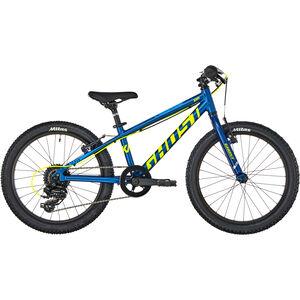 "Ghost Kato R1.0 AL 20"" Kids night blue/neon yellow/riot blue bei fahrrad.de Online"