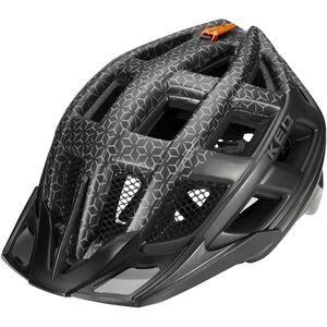 KED Crom Helmet black matt black matt