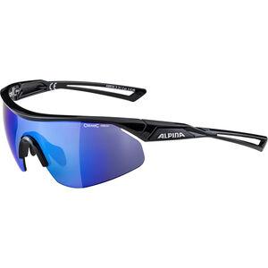 Alpina Nylos Shield Glasses black