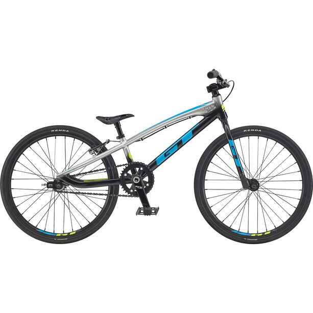 "GT Bicycles Speed Series Mini 20"" gloss silver/black"