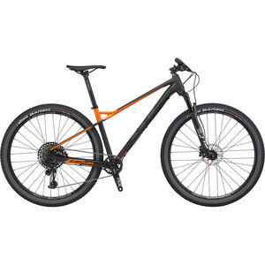 "GT Bicycles Zaskar Carbon Expert 29"" satin raw/gloss orange satin raw/gloss orange"