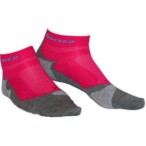 Gococo Light Sport Socks cerise cerise