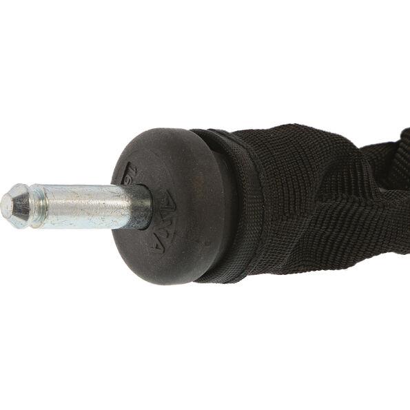 Axa DPI 110 Plug-In Einsteckkette 110cm schwarz