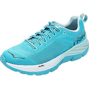 Hoka One One Mach Running Shoes Women bluebird/white bei fahrrad.de Online