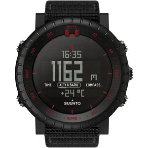 Suunto Core Sportuhr black/red black/red
