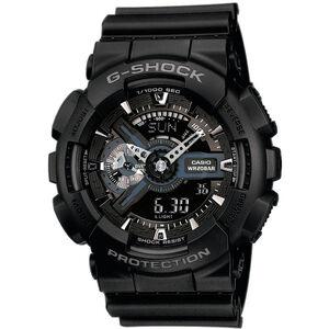 CASIO G-SHOCK GA-110-1BER Uhr Herren black black