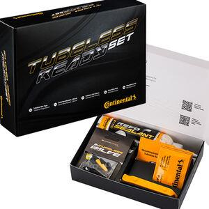Continental Tubeless Set 27mm Felgenband/Ventil/Sealant