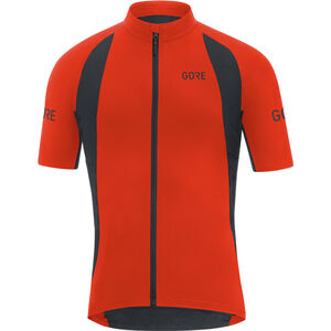 GORE WEAR C7 Pro Jersey Herren orange.com/black orange.com/black