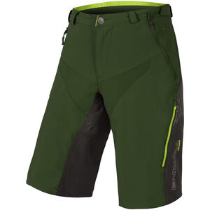 Endura MT500 Spray II Baggy Shorts Men forestgreen bei fahrrad.de Online