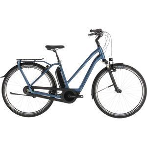 Cube Town Hybrid EXC 400 Trapez Blue'n'Blue bei fahrrad.de Online