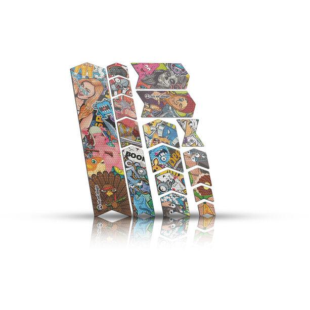 rie:sel design frame Schutz Tape 3000 stickerbomb