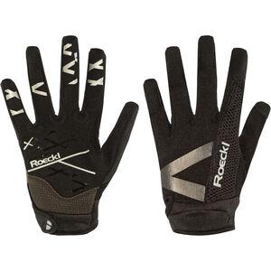 Roeckl Martell Handschuhe schwarz schwarz