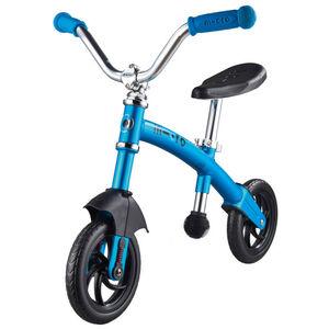 Micro G-Bike Chopper Deluxe Laufrad Kinder blue blue