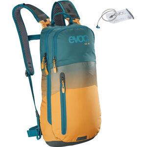 EVOC CC Backpack 6l + Bladder 2l Petrol/Loam bei fahrrad.de Online