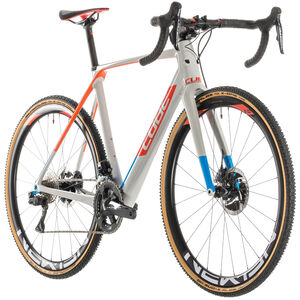 Cube Cross Race C:62 SLT Grey'n'Red bei fahrrad.de Online