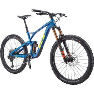 """GT Bicycles Force Carbon Pro 27.5"""" gloss team blue gloss team blue"""