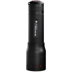 Led Lenser P7R Taschenlampe black black