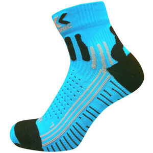 X-Bionic Effektor Running Socks Damen turquoise/black turquoise/black