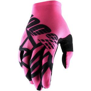 100% Celium 2 Gloves neon pink/black neon pink/black