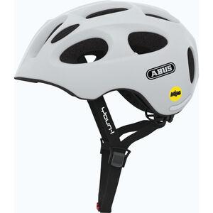 ABUS Youn-I MIPS Helmet Kinder polar matt polar matt