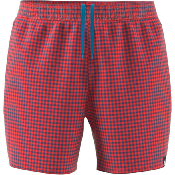 adidas Check CLX SH SL Shorts Herren app solar red