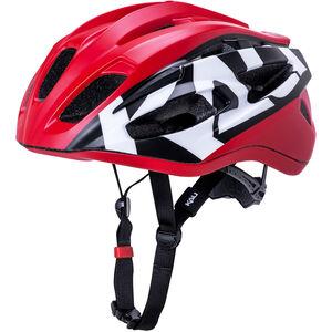 Kali Therapy Helm matt rot/schwarz matt rot/schwarz