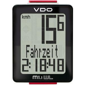 VDO M1.1 WL Fahrradcomputer bei fahrrad.de Online