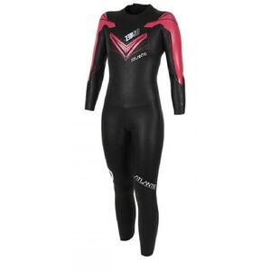 Z3R0D Atlante Wetsuit Damen black/fuchsia black/fuchsia