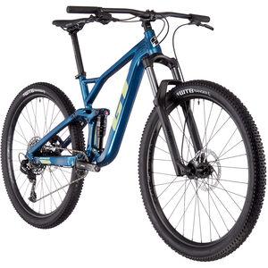 "GT Bicycles Sensor Sport 29"" gloss deep teal gloss deep teal"