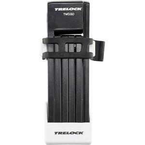 Trelock FS 200/75 TWO.GO Faltschloss 75 cm weiß bei fahrrad.de Online