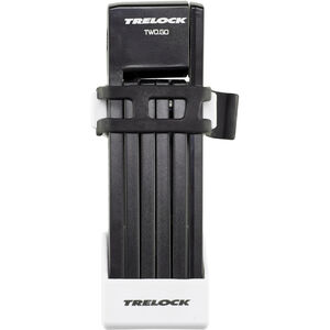 Trelock FS 200/75 TWO.GO Faltschloss 75 cm weiß weiß